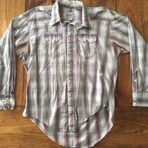 Rockmount Ranch Wear Pearl Snap Western Shirt